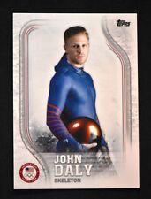 2018 Topps US Winter Olympics Base #USA-31 John Daly