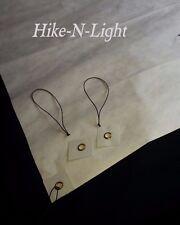 Tyvek-Ultralight Backpacking & Hiking Ground Sheet 6X8'- Tent Footprint Kit