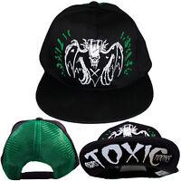 Kreepsville 666 Toxic Toons Emo Punk Goth Rocker Trucker Baseball Hat HBTTT
