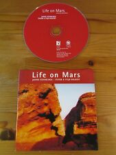 cd single - Jasper Steverlinck - Life on Mars