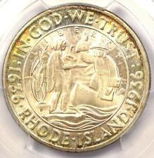 1936-D Rhode Island Half Dollar 50C - PCGS MS67 PQ - Rare in MS67 - $1250 Value!