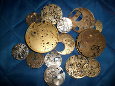 Estate Sale - Vintage Steampunk Watch Movement Parts !
