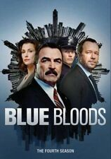 Blue Bloods Fourth Season - DVD Region 1