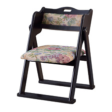 Folding Chair Tatami Room Japanese Style Tea Ceremony BC-510FL Azumaya Japan New
