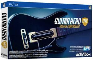 Chitarra per Guitar Hero Live PS3 - Guitar Controller (Solo Chitarra, NO Gioco)