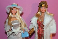 Superstar Barbie 1976 Lot & Fashion Originals #2303 & #9473 70er
