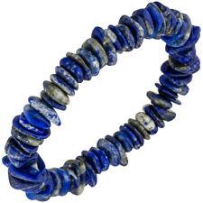 Armband Lapislazuli blau 19 cm Lapislazuliarmband Edelsteinarmband