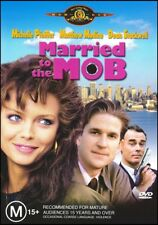 MARRIED to the MOB (Michelle PFEIFFER Matthew MODINE Dean STOCKWELL) DVD Reg 4
