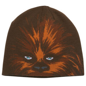Star Wars Chewbacca Beanie | Star Wars Official Merchandise | Warm Winter Hat