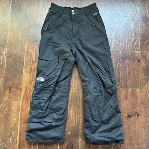 The North Face Black Hyvent Ski Pants Boys Large 14/16