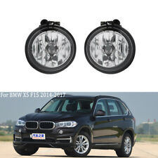 2x For BMW X5 F15 2014-2017 Front Halogen Fog Lamp Light Driving Left Right Blub