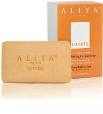(lot Of 2) Aliya Paris Exfoliating Carrot Soap