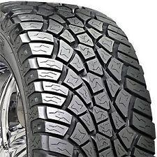 4 New Cooper Zeon LTZ SUV 285/60R18 Tire 285 60 18 120S 285/60/18