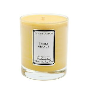 Sweet Orange - Personalised Soy Wax Candle - 20cl