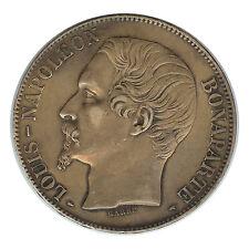 France - Louis Napoleon Bonaparte - 1852A AU - Dark Toning