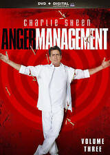 Anger Management, Vol. 3 (DVD, 2014, 3-Disc Set)