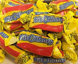 Bit O Honey Classic Retro Candy 15oz SUPER SAVER BULK CANDY - Free Shipping!