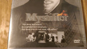 David Blaine - Mystifier DVD - brand new & unopened. David Blaine Magic!