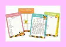 4 Baby Shower Games for Baby Shower Party
