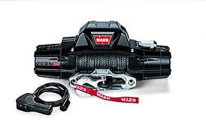 Warn 89305 Zeon 8-S Winch Fits 05-07 Sierra 3500 Classic/Sierra 2500 Hd Classic