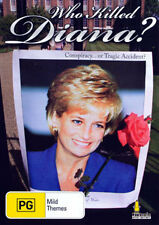 WHO KILLED DIANA? - PRINCESS OF WALES CONSPIRACY THEORIES DOCUMENTARY DVD