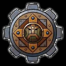 Gear Shield I-023 Mage Knight Nexus NM Mage Knight 7YR