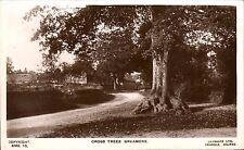 Breamore near Fordingbridge. Cross Trees # BME.10 by Lilywhite.