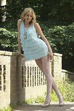 Bas, collants et chaussettes en dentelle taille L pour femme