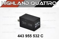 Audi coupe quattro, 80 / 90 time control unit for radiator fan relay 443955532C