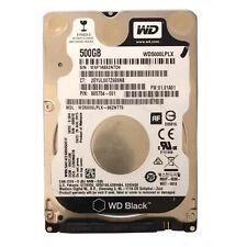 """WD 500GB 32MB Cache SATA 6.0Gb/s 2.5"""" Internal Notebook Hard Drive - WD5000LPLX"""
