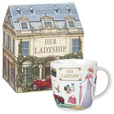 At Your Leisure Squash Mug Her Ladyship 400ml in Gift Box