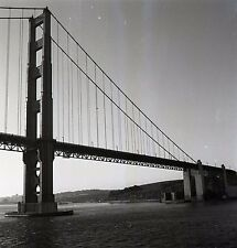 Golden Gate Bridge - San Francisco California - 1930s - Vintage B&W Negative