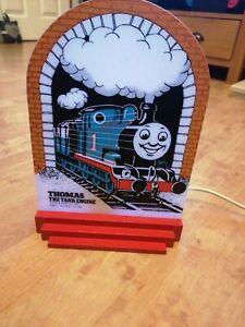 Thomas the tank engine Vintage Night Light  1984 Thomas and friends