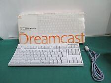 SEGA Dreamcast -- Keyboard HKT-7600 boxed -- DC. JAPAN. GAME. work. 22305