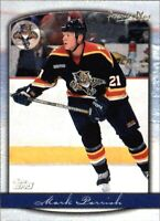 1999-00 Topps Premier Plus Panthers #26 Mark Parrish Hockey Card! First Yr. NM-M