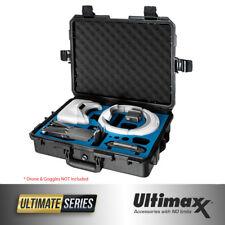 ULTIMAXX Heavy Duty Waterproof Case for DJI Goggles and DJI Mavic 2 Zoom/Pro