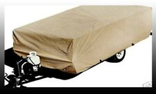 Pop up Tent Trailer Cover- Fit 10'  - 12' Trailer
