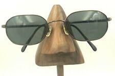 Nikon DT4107 Nobili-Ti Titanium Bronze Metal Oval Sunglasses Frames China