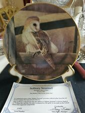 Solitary Sentinel Plate