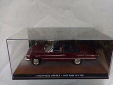 Voitures, camions et fourgons miniatures james bond pour Chevrolet 1:43