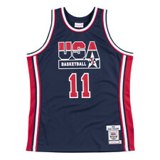 Mitchell & Ness Karl Malone USA Basketball Home 1992 Dream Team Authentic Jersey