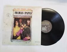 THE MAMAS AND THE PAPAS: Self Titled DUNHILL USA Orig Vinyl LP EXCELLENT!