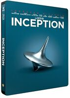 INCEPTION - STEELBOOK NEW EDITION (2 BLU-RAY) Leonardo di Caprio