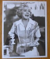 ALICE FAYE deceased 1998 signed autographed auto  8 x10
