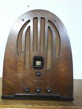 radio antiguo capilla  philco