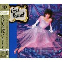 LINDA RONSTADT-WHAT'S NEW-JAPAN SACD HYBRID