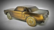 1965 Mustang A FORD MODELO GT 1 24 Vintage 25 deporte 40 COCHE 18 Metal 12