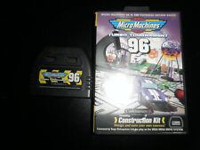 Mega Drive - micro machines turbo tournament 96 - boxed