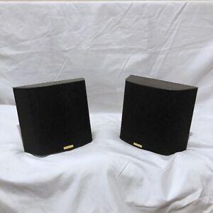 "Pair JAMO ""Surround 150""  Rear Speakers Black"