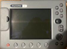 "Raymarine Repuesto Adhesivo Pegatina 15/"" Sonar Sonido Cable Radar 4kw Digital HD"